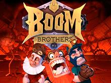 В казино Вулкан игровой аппарат Бум Братья
