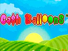 Игровой автомат Cash Balloons