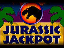 Аппарат Jurassic Jackpot отправит вас к настоящим динозаврам