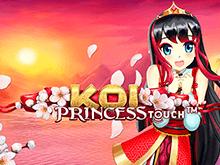 Koi Princess – игровой автомат с приятными бонусами
