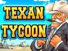 Аппарат Texan Tycoon на необычную тему нефтедобычи